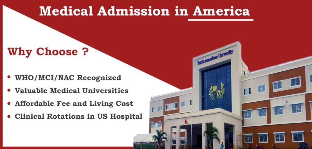 medical universities in america