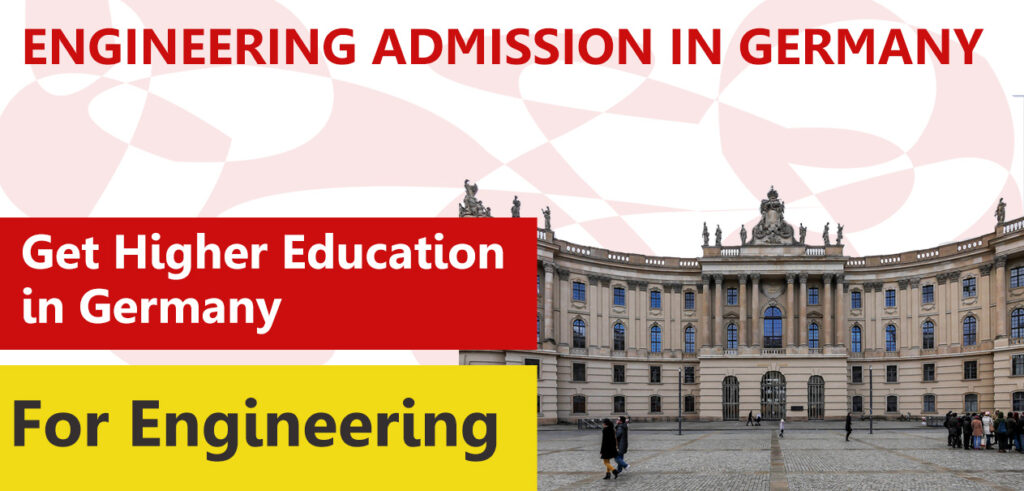 Engineering admission in germany