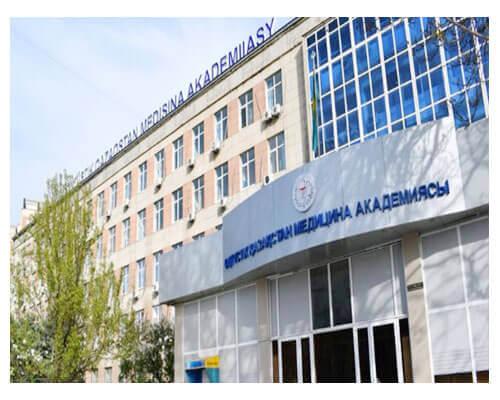 SOUTH KAZAKHSTAN MEDICAL ACADEMY SHYMKENT