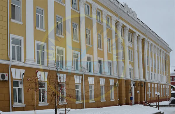 Altai state Medical University about