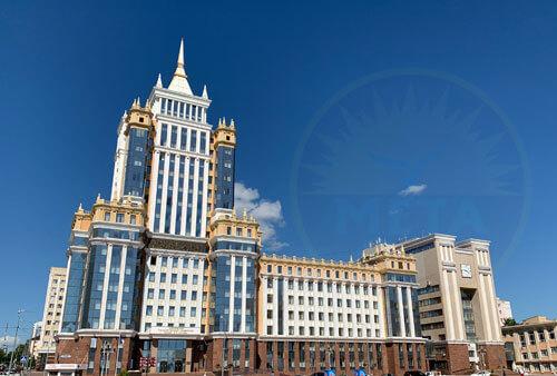 N. P Ogarev Mordovia State University